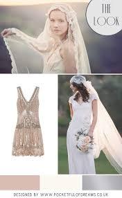 bridal inspiration board 53 gatsby glamour