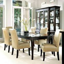 dark table white chairs black table white chairs dining room why you should one tables