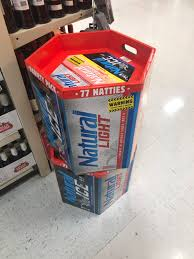 Where To Get 77 Pack Of Natural Light I Know My Heb Isnt The Classiest But Dayum Austin