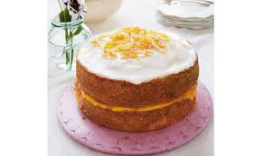 Drizzle Cake Recipe By Mary Berry And Paul Hollywood Expresscouk