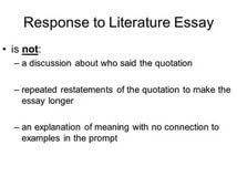 response essays examples of research papers introduction paragraph how to write a reading response response essays