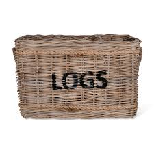 Large wicker basket Extra Large Large Rectangular Logs Rattan Log Basket View Desreshome Very Large Log Basket Rattan Log Baskets At Dorset Log Stores