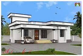 SQUARE FEET TWO BEDROOM HOUSE PLAN AND ELEVATION - Two bedroomed house plans