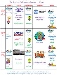 Camp Calendar Chabad Lubavitch Of Merrimack Valley