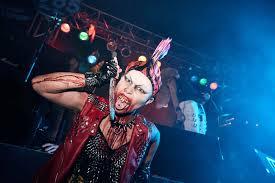 scare zone at universal orlando halloween horror nights