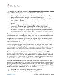 top reasons to seek an executive coach 2