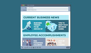 Employee Newsletter How To Make The Best Employee Newsletter