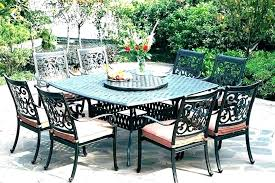 full size of round patio table and chair set cover covers with umbrella hole armor square
