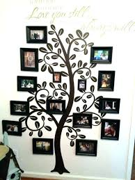 family wall picture frames wall frames family frames for wall wall art design ideas astonishing
