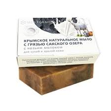 Крымское мыло на основе ... - ЭКОКРАСА натуральная косметика