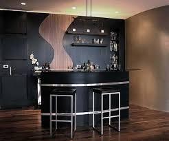 home bar furniture modern. Furniture , Home Bar : Modern Black