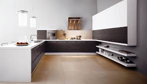 kitchen: Fantastic Kitchenette Design Ideas With L Shape Cabinet Made Of  Wooden Material With Lush