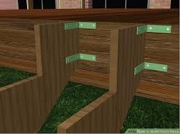 image titled build porch steps step 9