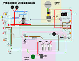 triumph wiring diagram triumph wiring diagrams online my tr5t wiring diagram input please triumph forum triumph rat