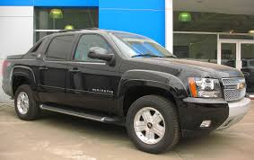 Chevrolet Avalanche - Wikiwand