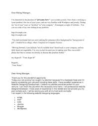 Who To Address Cover Letter To If No Name 24 Cover Letter Without Name Facile Phonmantis 18