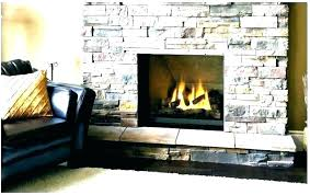 replace gas fireplace with wood gs fireplce burning insert g intll