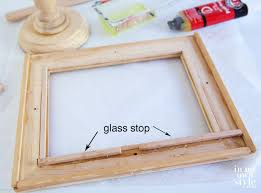 Making a picture frame Info Tutorial On Photo Frame Making In My Own Style Photo Frame Recipe Holder In My Own Style