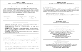 Executive Resume Applying for Presidency TopResume 52