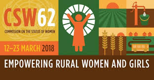 ministerial round table 2 good practices in the empowerment of rural women and girls
