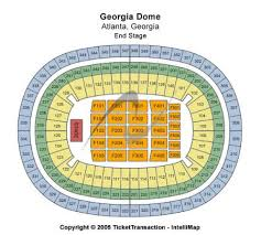 Georgia Dome Concert Seating Chart Taylor Swift Georgia Dome Tickets And Georgia Dome Seating Chart Buy