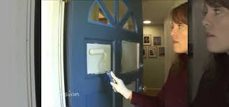 how to paint your front doorHow to Paint your front door to give your house a new look
