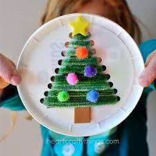 Foam Christmas Tree Tutorial Paper Covered  Little Birdie SecretsFoam Christmas Tree Crafts