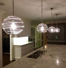 Hanging Ball Lights Modern Hanging Ball Lights Kostantino Electric
