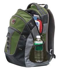 рюкзак wenger цвет хаки коричневый светло зеленый 7 л
