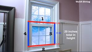 how to make a diy privacy window screen add the thickness of the boards to