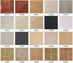 nice color of floor tiles interior decoration cream color glazed ceramic rustic tile