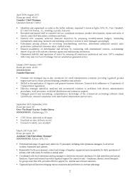 Military Resume Sample Examples Infantry To Civilian Retired
