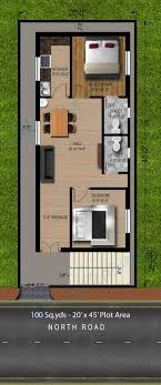 900 sq ft duplex house plans with car parking lovely house plan for south facing plot