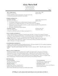 Grad School Resume Tips Grad School Resume Objective Joefitnessstore Com