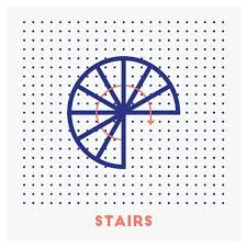floor plan symbols stairs. Architectural Symbol Kitchen Floor Plan Symbols Stairs