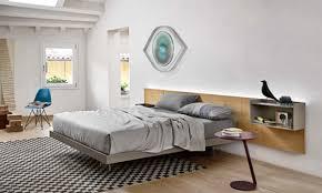 Light Bed Rest Satariano Bedrooms San Giacomo Modern Light Wooden Bedrest