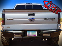 Shop Ford F150 Stealth Fighter Rear Bumper at ADD Offroad