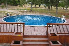 Above ground pool deck Prefab Awesomeabovegroundpooldecks1 Shade Builder 10 more Awesome Above Ground Pool Deck Designs