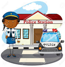 police station building clipart. Interesting Police Police Station Clipart U0026 Clip Art Images  Clipart Royalty  Free Stock Inside Building
