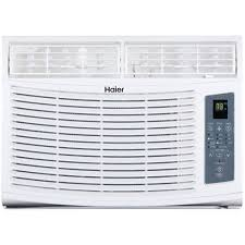 Home Air Conditioner Haier 6000 Btu Window Air Conditioner With Remote Hwr06xcr The