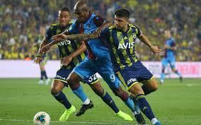 Trabzonspor Fenerbahçe maçı canlı hangi kanalda saat kaçta ...