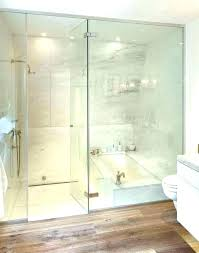 bath and shower combination corner bathtub with combo bathtubs idea tub curtain rod ba