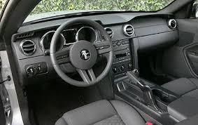 ford mustang convertible interior. convertible 2005 ford mustang gt 15 premium coupe interior a