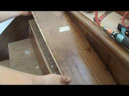 prefinished stair treads installation how to mere mark and cut diy tips mryoucandoityourself