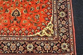 orange persian rug burnt oriental rugs pink