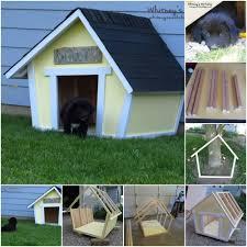 easy dog house plans. Easy Dog House Plans Free