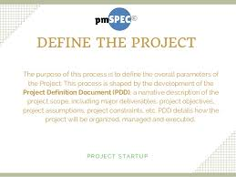 Define The Project