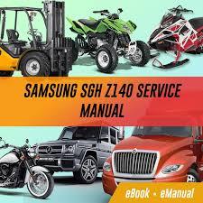 Samsung SGH Z140 Workshop Service ...