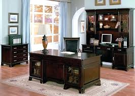 home office decor brown. Dark Grey Home Office Good Looking Decor Ideas With Elegant  Brown Wooden Cabinet Shelves Also Blue Painted Houses Interior Design Pictures Home Office Decor Brown O