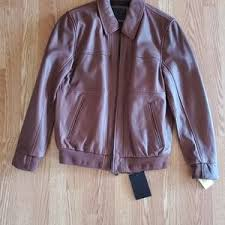 Michael Kors Jackets & Coats | Andrew Marc Vaughn Leather Jacket | Poshmark